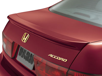 2005 Honda Accord Deck Lid Spoiler