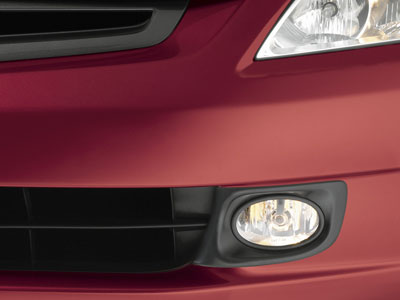 2005 Honda Accord Fog Lights