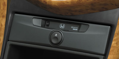2007 Honda Accord Cassette Player