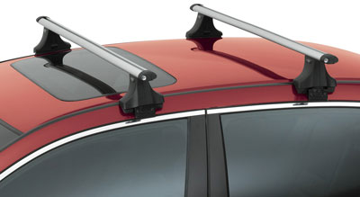 2006 Honda Accord Removable Roof Rack