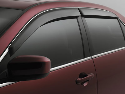 2006 Honda Accord Door Visors 08R04-SDN-101