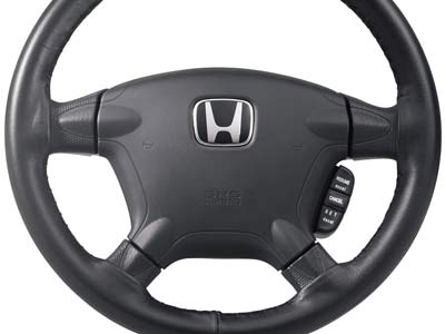2006 Honda CR-V Leather Steering Wheel Cover 08U98-S9A-100