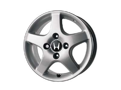 2002 Honda Accord 15 inch 5-Spoke Painted Finish Alloy  08W15-S84-100G