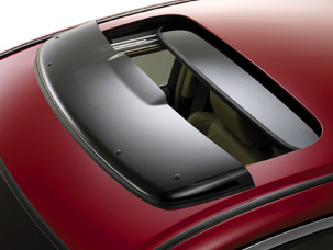 2010 Honda Accord Moonroof Visor