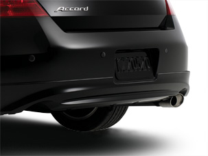 2010 Honda Accord Rear Under Body Spoiler