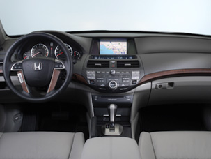 2008 Honda Accord Wood Dash Trim 08Z03-TA0-100