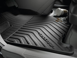 2013 Honda CR-V All Season Floor Mats 08P13-T0A-110
