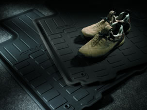2013 Honda Accord All-Season Floor Mats