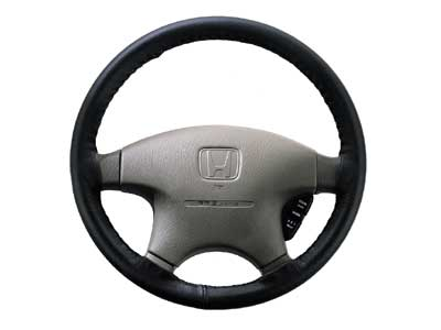 2004 Honda Accord Leather Steering Wheel Cover