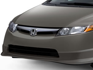 2006 Honda Civic Hybrid Front Under Spoiler