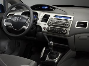 2010 honda civic hybrid interior guage trim kit for 2004 honda civic interior parts