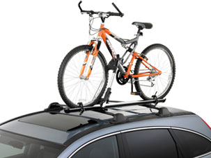 2011 Honda CR-V Bike Attachment