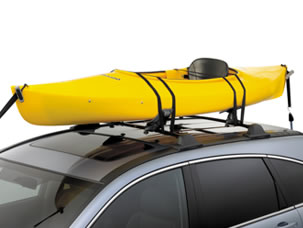 2011 Honda CR-V Kayak Attachment