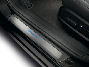 2013 Honda Crosstour Door Sill Trim Illuminated 08E12-TP6-100
