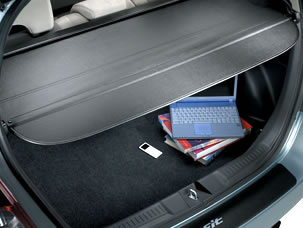 Does Anyone Have This 2010 Roll Up Cargo Cover Unofficial Honda Fit Forums