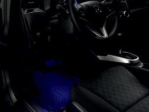 2013 Honda Accord Interior Illumination