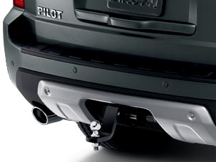 2010 Honda Pilot Back-Up Sensors