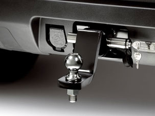 2014 Honda Pilot Hitch Ball
