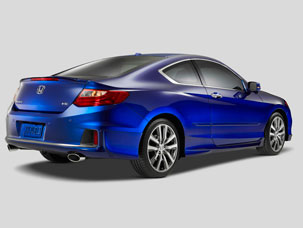 2013 Honda Accord Rear Under Body Spoiler