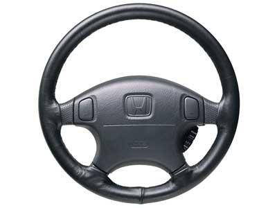 2002 Honda CR-V Leather Steering Wheel Cover 08U98-S9A-100
