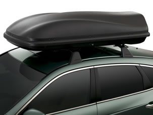 2010 Honda Accord Mid-Size Roof Box 08L20-TA1-100A