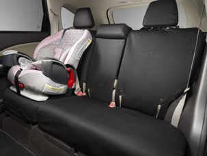 2014 Honda CR-V 2nd Row Seat Covers 08P32-T0A-110