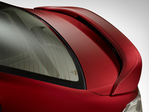 2014 Honda Accord Wing Spoiler