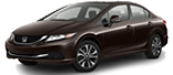 Honda Civic Genuine Honda Parts and Honda Accessories Online